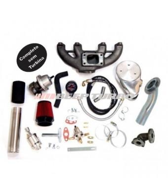 Kit Turbo AP Transversal Carburado T3