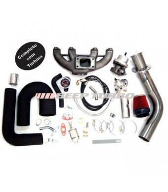 Kit Turbo AP Mi T3 - Gol - Parati - Saveiro