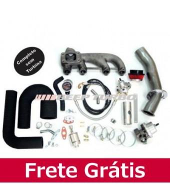 Kit Turbo AP Mi Ar+Dh T3 - Gol - Parati - Saveiro
