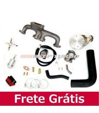 Kit Turbo Fiat Argentino - Carburado - Transversal - 1.5 / 1.6 / 1.6R - Fiorino LX T2