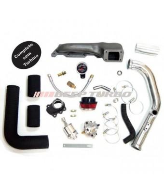 Kit Turbo AT 1.0 16v - Upgrade Gol - Parati Turbo