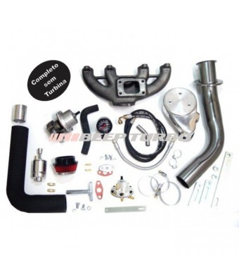 Kit Turbo AP Monoponto Ar+Dh T3