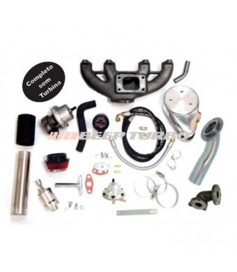 Kit Turbo AP Transversal Monoponto T3