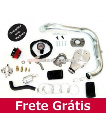 Kit Turbo Corsa 1.6 EFI T2