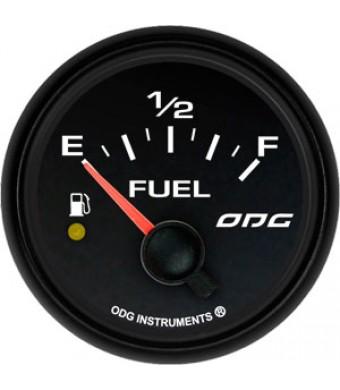 Indicador Dakar Full Color Fuel Level 52 mm