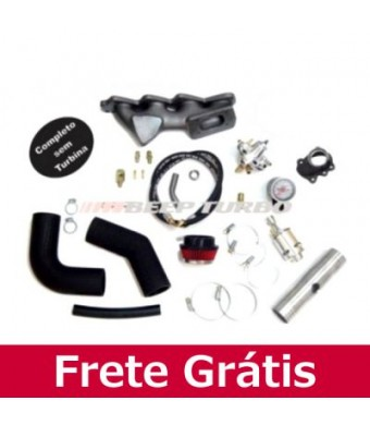 Kit Turbo Gol G5 - G6 - Voyage - Fox 1.0 T2