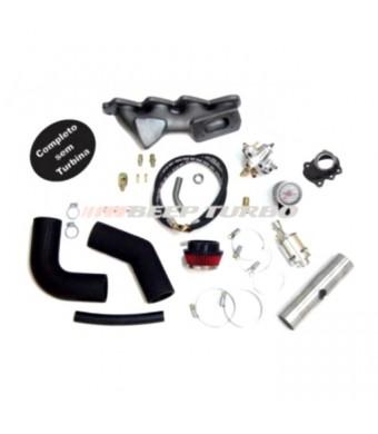 Kit Turbo Gol G5 - G6 - Voyage - Fox 1.0 T2