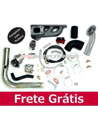 Kit Turbo Ea-111 1.6 Gasolina T3 - Golf - Polo - Fox