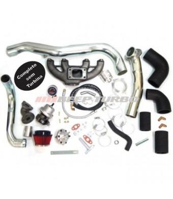 Kit Turbo Ea-113 2.0 T3 - Golf - Bora