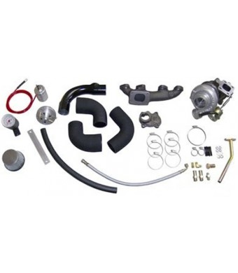 Kit Turbo Universal T3 - para carros 1.6 a 4.0