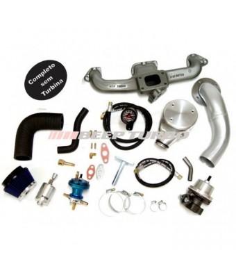 Kit Turbo Opala 4cil T3