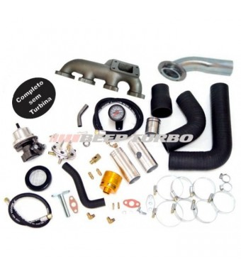 Kit Turbo S10 - Blazer 2.0 / 2.2 EFI T3