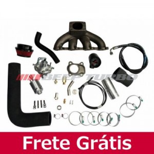 Kit Turbo ZETEC ROCAM - KÁ - Transversal -  COURIER 1.6 T2