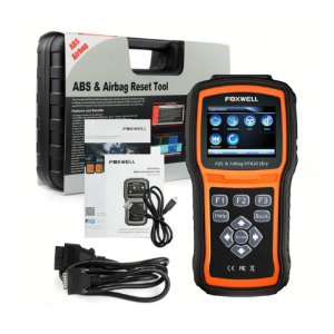 Scanner Automotivo Foxwell NT630 Elite ABS Airbag SAS