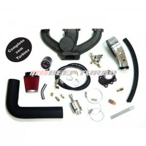 Kit Turbo CHT - AE 1.0 Carburado T2