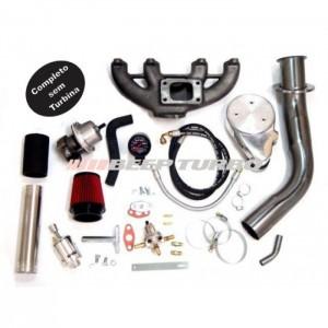 Kit Turbo AP Carburado T3 - Gol - Parati - Saveiro - Voyage