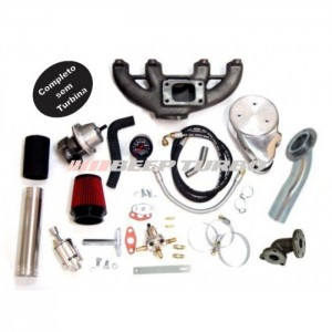 Kit Turbo AP Transversal Carburado T3