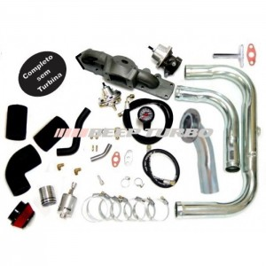Kit Turbo Astra - Vectra 2.0 - 2.2 - 16V T3