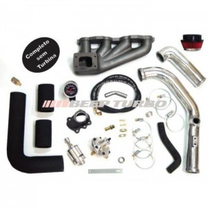 Kit Turbo AT - 1.0 - 8v até 2002 T2
