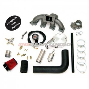 Kit Turbo Chevette 1.0 - 1.4 T2