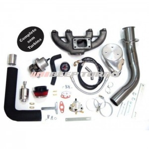 Kit Turbo AP Monoponto Ar+Dh T3