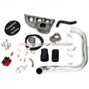 Kit Turbo Corsa - Celta 1.0 MPFI T2