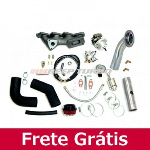 Kit Turbo Ea-111 1.6 Flex T3 - Golf - Polo - Fox