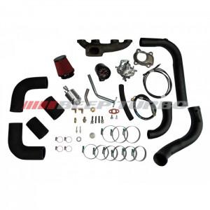 Kit Turbo Fiat Evo - Transversal - 1.0/1.4 - 8V - Uno T2