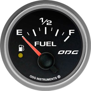 Indicador Evolution Full Color Fuel Level 52 mm