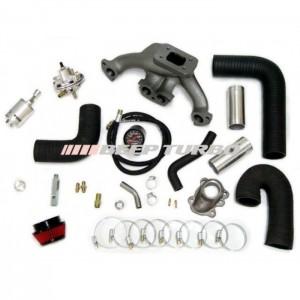 Kit Turbo Fiat Fiasa - Transversal - MPI  1.0 - Palio / Uno T2