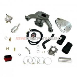 Kit Turbo Fiat Fiasa - Transversal -  TBI 1.0 / 1.3 - Fiorino / Uno T2