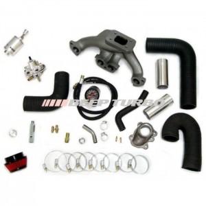 Kit Turbo Fiat Palio / Strada - Transversal - 1.5 Mpi T2