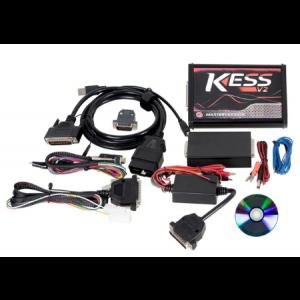 Kess Remapeamento de Centrais Chip Tuning