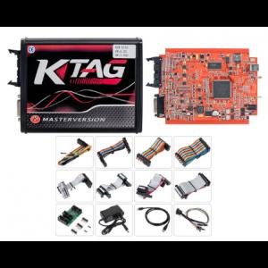 Ktag Remapeamento de Centrais Chip Tuning