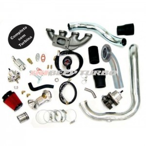 Kit Turbo Corsa - Cobalt - Montana - 1.8 - 8V T3