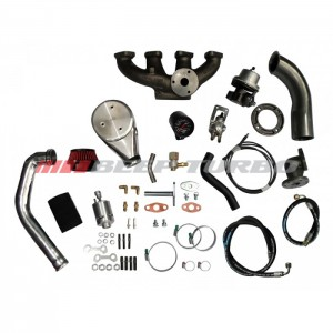 Kit Turbo OHC Transversal - Monza/ Kadett ( Carburado ) T3