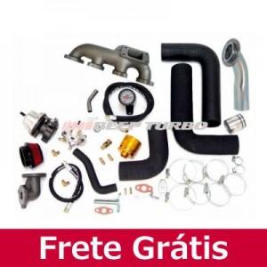 Kit Turbo Omega/ Vectra - MPFI 2.0 C/ Med. Massa T3
