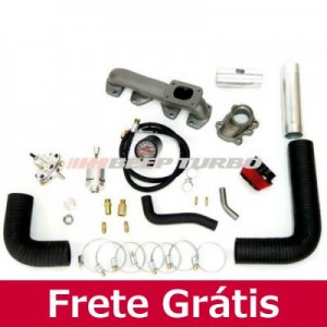 Kit Turbo Peugeot - Transversal - 1.0 - 16v T2