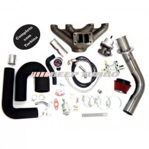 Kit Turbo AP Pulsativo p/ baixo Mi T3 - Gol - Parati - Saveiro
