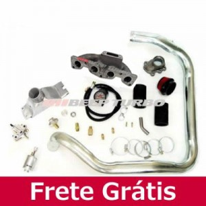 Kit Turbo Renault Clio - Logan 1.0 16v T2