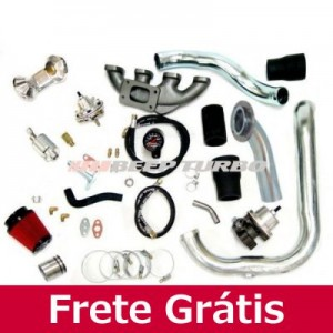 Kit Turbo Fiat Strada - Stilo - Idea - Doblô - Punto - 1.8 - 8V T3
