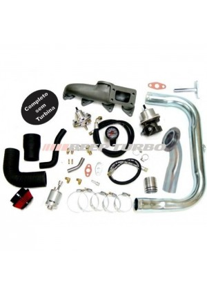 Kit Turbo Astra Vectra 2.0 - 2.2 - 8V (APOS 2003) T3