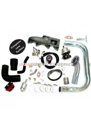 Kit Turbo Astra - Vectra 2.0 - 2.2 - 8V  (ATÉ 2002) T3