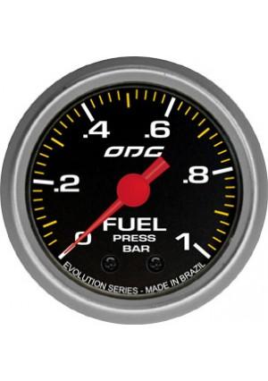 Manômetro Evolution Fuel 52mm