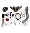 Kit Turbo AP Pulsativo  p/ baixo Carburado T3 - Gol - Parati - Saveiro - Voyage